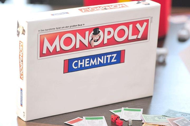 Monopoly - Chemnitz.