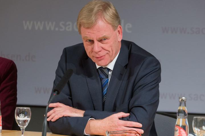 Kämpft gegen unüberschaubare Staatsausgaben: Georg Unland (64, CDU)