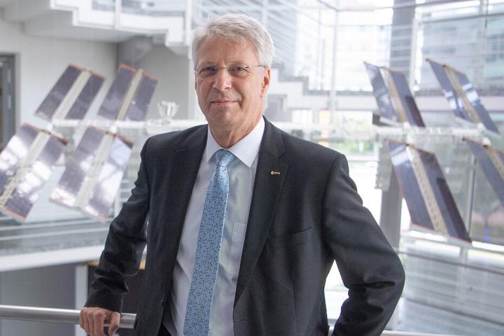 Der ehemalige Astronaut Thomas Reiter bezweifelt einen deutschen Weltraum-Bahnhof.