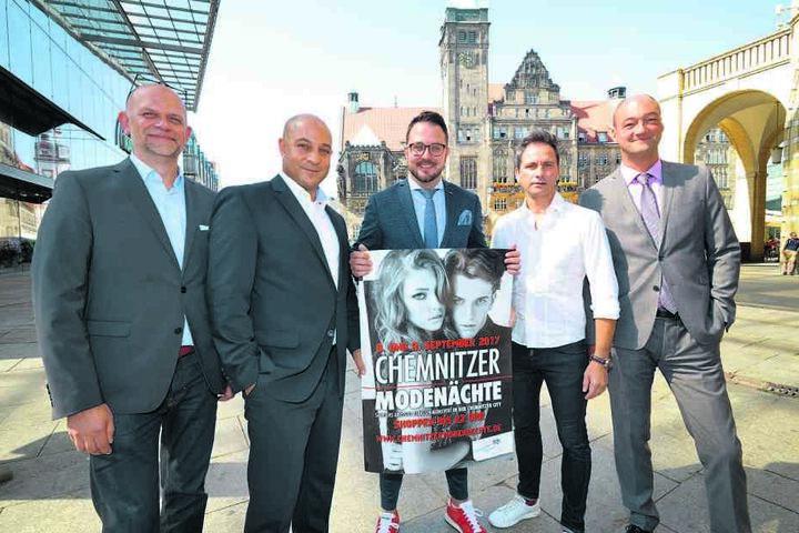 Die Organisatoren der Modenächte wollen das Event weiter ausbauen.