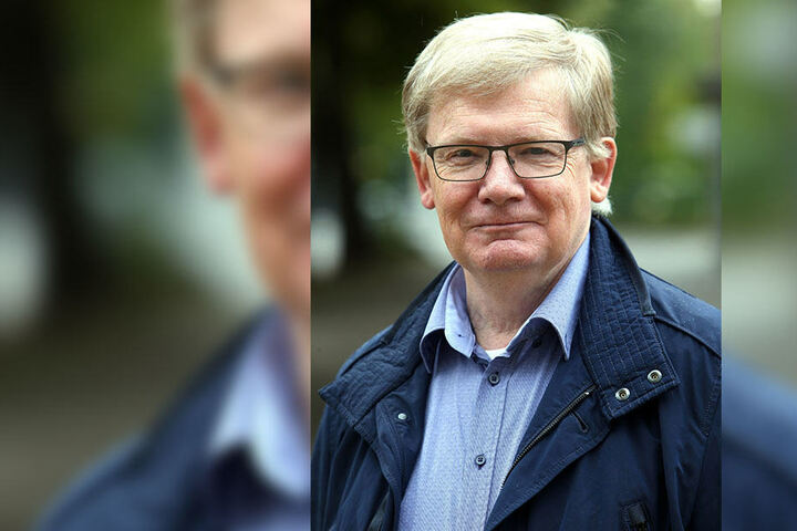 Dietmar Berger (66, Linke) fand heraus, dass die neue Oberschule rund acht Millionen Euro teurer wird.