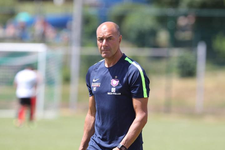 FCE-Fitnesscoach Werner Schoupa