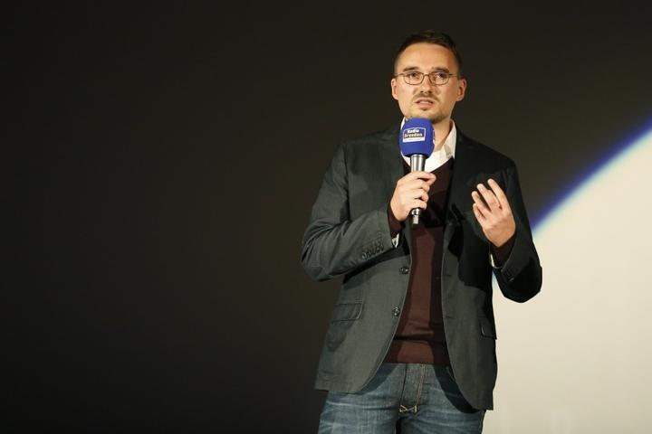 Filmemacher Steffen Kuttner.