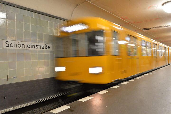 Hier hat alles begonnen: U-Bahnhof Schönleinstraße.