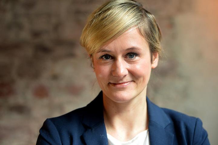 Die 36-jährige Familienministerin, Christina Kampmann, kommt ursprünglich aus Gütersloh.