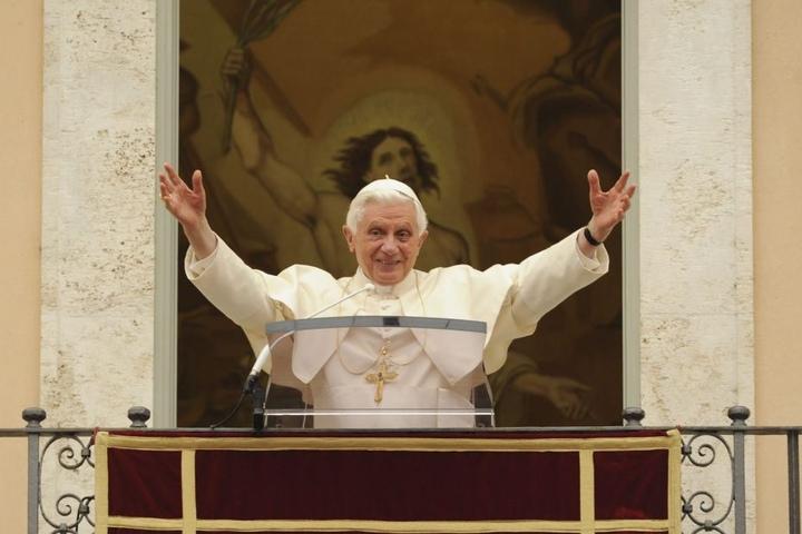 Benedikt war bis zu seinem Rücktritt 2013 Papst. (Archivbild)