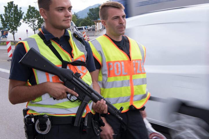 Die neue Grenzpolizei Bayerns darf nur mit Zustimmung der Bundespolizei aktiv werden.