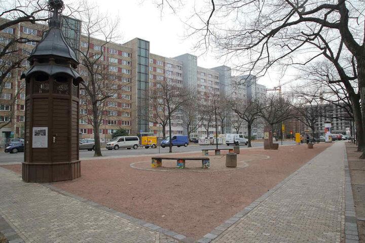 Am Bönischplatz soll ein neuer Wochenmarkt öffnen.