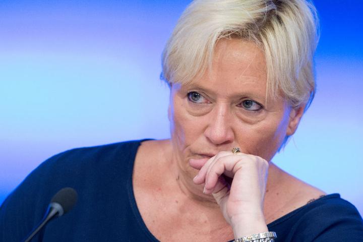 An sie richtet sich der Protest: Kultusministerin Susanne Eisenmann.