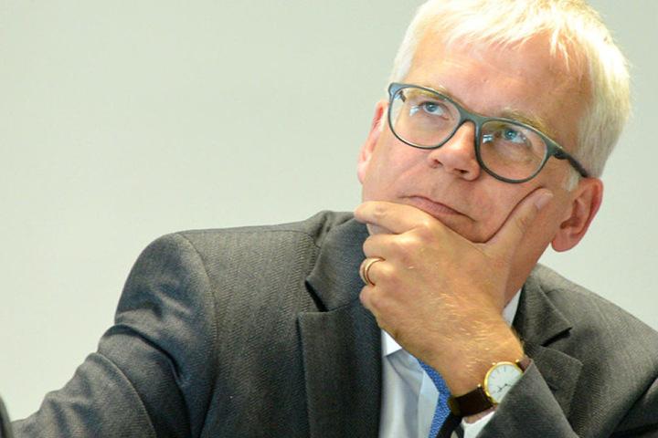 Hartmut Vorjohann hat überraschend die Kampfabstimmung gewonnen.
