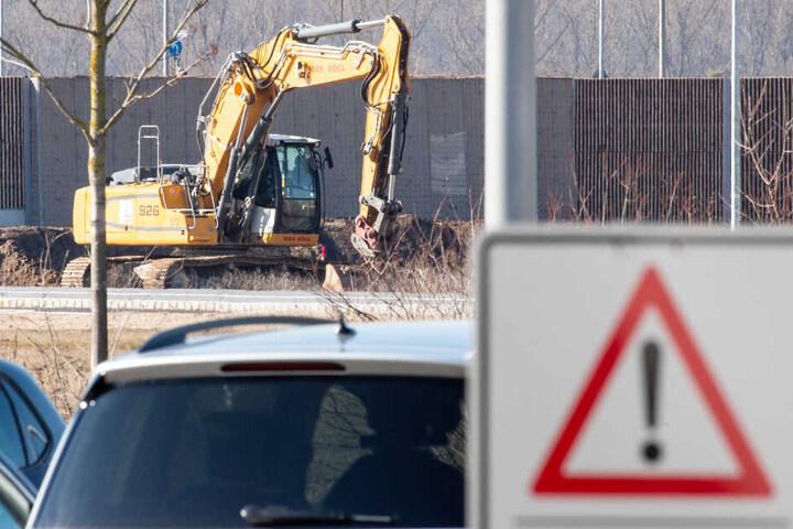 Ein Bombenfund sorgt in Nürnberg bereits seit den Mittagsstunden für große Sorge.