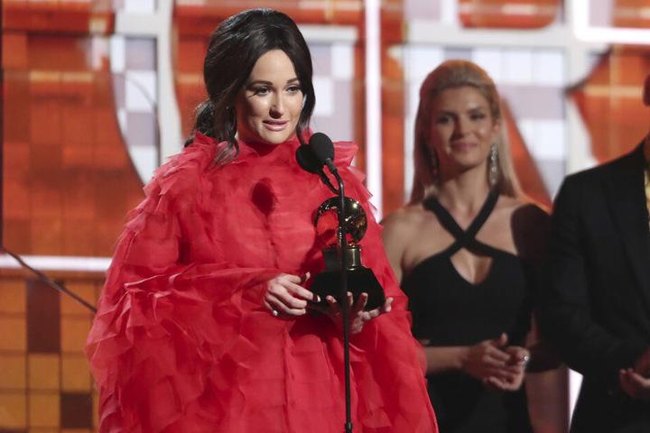 "Kacey Musgraves gewann in der Kategorie ""Bestes Album""."