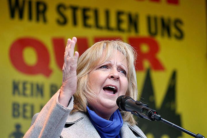 Auch SPD-Spitzenkandidatin Hannelore Kraft stellt sich den Fragen der TV-Zuschauer.