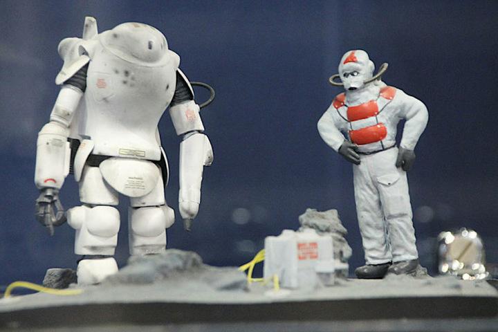 Die Raumfahrtausstellung in Morgenröthe-Rautenkranz ist nun um eine  Attraktion reicher.