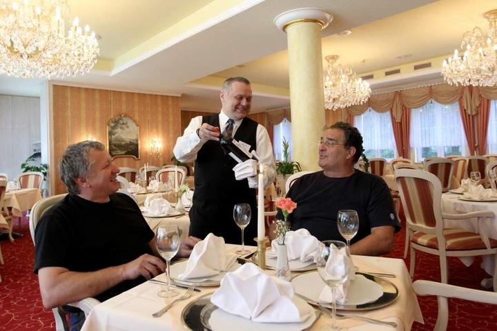Stilvolles Jugendstilambiente und exzellenten Service bietet das Hotel Alexandra in Plauen.