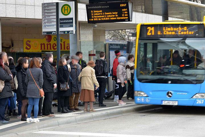 Zahlreiche Busausfälle treiben die Kunden der CVAG auf die Barrikaden.