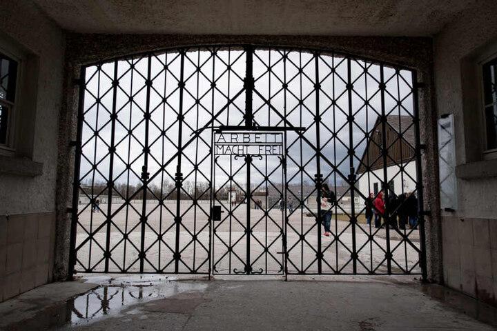 Mehr als 40.000 Menschen wurden durch die Nazis im KZ Dachau ermordet.