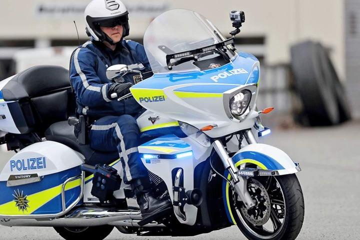 Die Motorräder werden wegen der schlechten Abgaswerte in Europa gar nicht mehr verkauft.