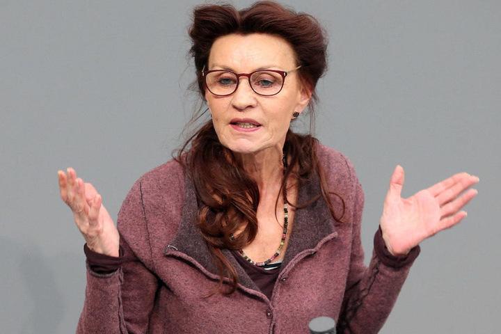 Die Linken-Abgeordnete Ulla Jelpke kritisierte die Sicherheitsbehörden.