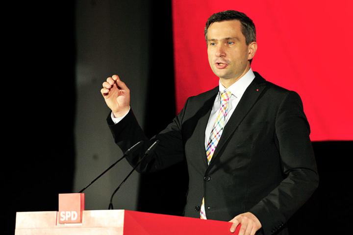 Martin Dulig wies die Vorwürfe der CDU hart zurück.