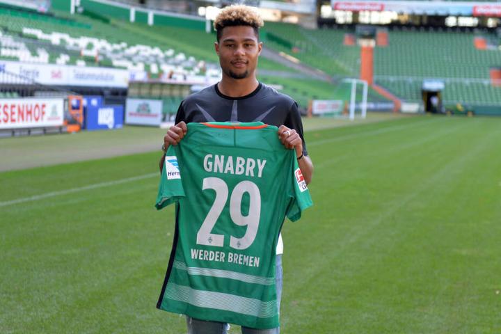 Nix Schalke, 2016 ging es für Gnabry nach Bremen.