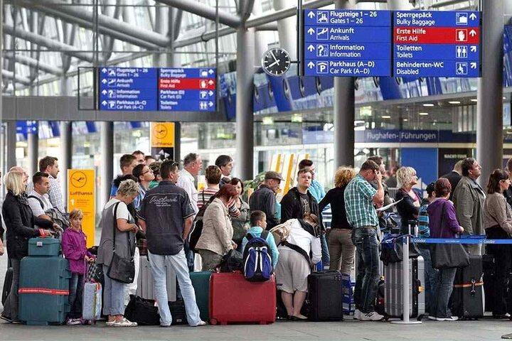 Der Airport Leipzig/Halle vermeldet ein Passagierplus im ersten Halbjahr. Auch bei der Fracht ging's bergauf.