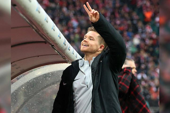 Nach sechs Jahren Leipzig ist Schluss: Publikumsliebling Dominik Kaiser verlässt RB im Sommer, bekommt als erster Akteur ein Abschiedsspiel.