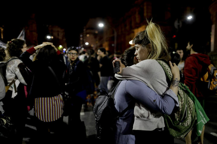 Freunde und Angehörige trauern um den verstorbenen Aktivisten.