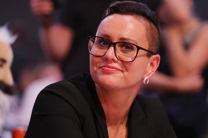 ... oder Luise Neuhaus-Wartenberg (39, Linke).