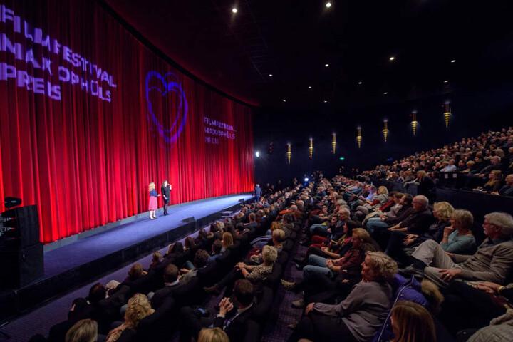 Das Max Ophüls Festival (MOP) in Saarbrücken hat dieses Jahr zum 40. Mal Filmpreise vergeben (Archivbild).