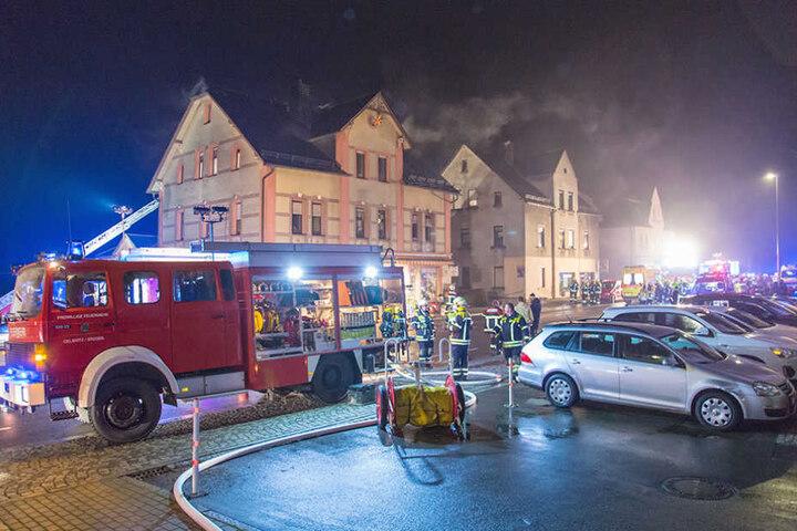 Die Feuerwehr konnte nicht mehr für die 55-Jährige tun.
