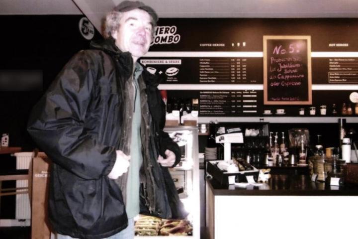 Regelmäßig besuchte Gerd S. Cafés.