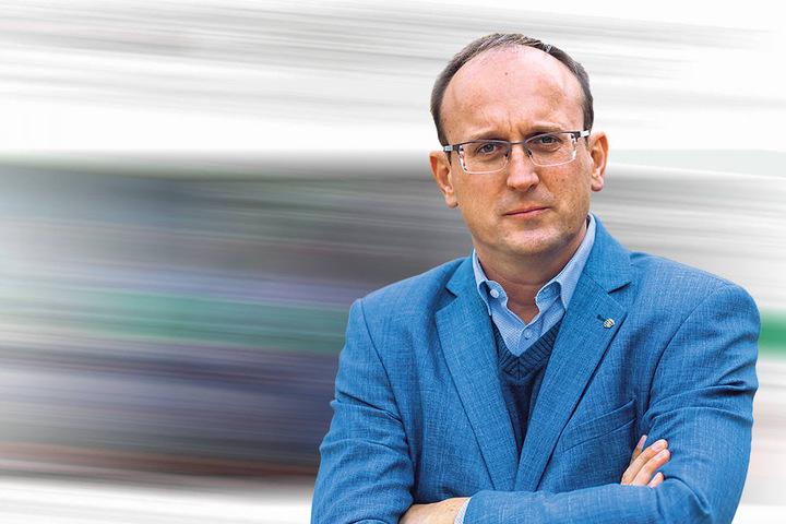 Fordert eine niedrigere Promillegrenze für Radler: Jörg Vieweg (47, SPD).
