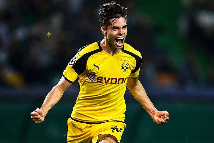 Auch Dortmunds Julian Weigl soll beim FC Barcelona auf der Liste stehen.
