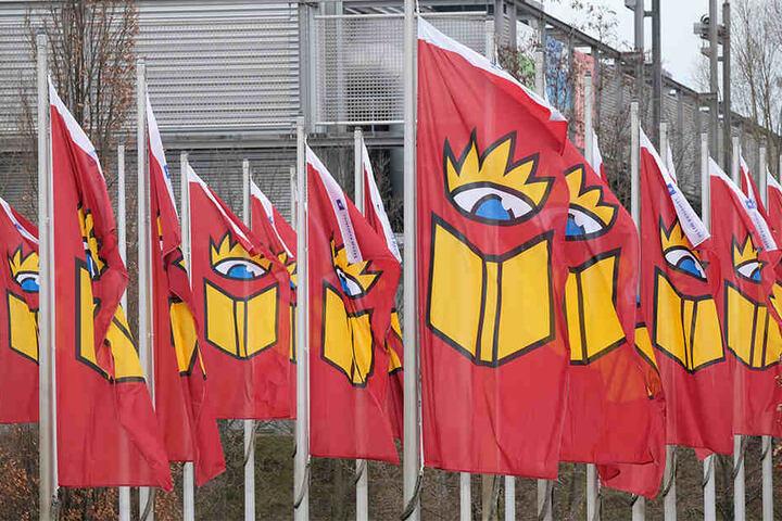 Die Messe und der Stadtrat hatten entschieden, dass auch rechtspopulistische Verlage auf der Leipziger Buchmesse ausstellen durften.