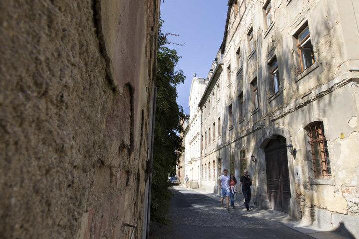 Im Stadtteil Elsteraue soll wieder Leben in die Fabrik-Ruinen einziehen.
