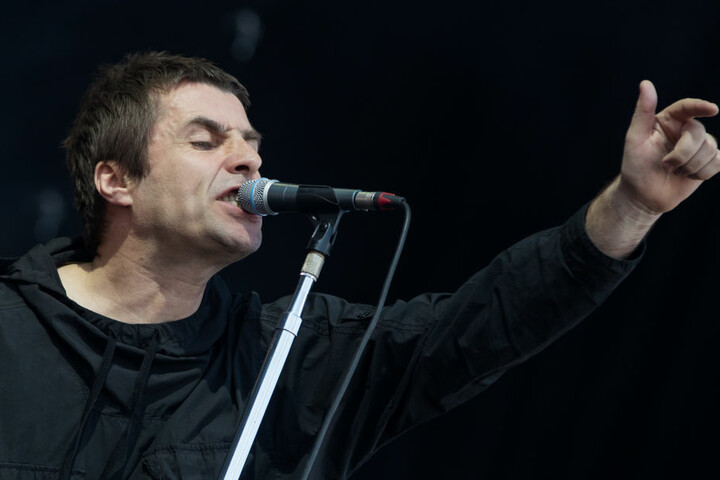 Ex-Oasis-Sänger Liam Gallagher steht am Sonntag in Köln auf der Bühne, das Konzert ist ausverkauft.