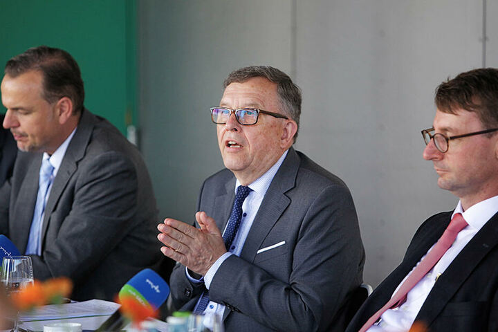 Chef der Expertenkommission: Brigadegeneral a. D. Armin Staigis (68).
