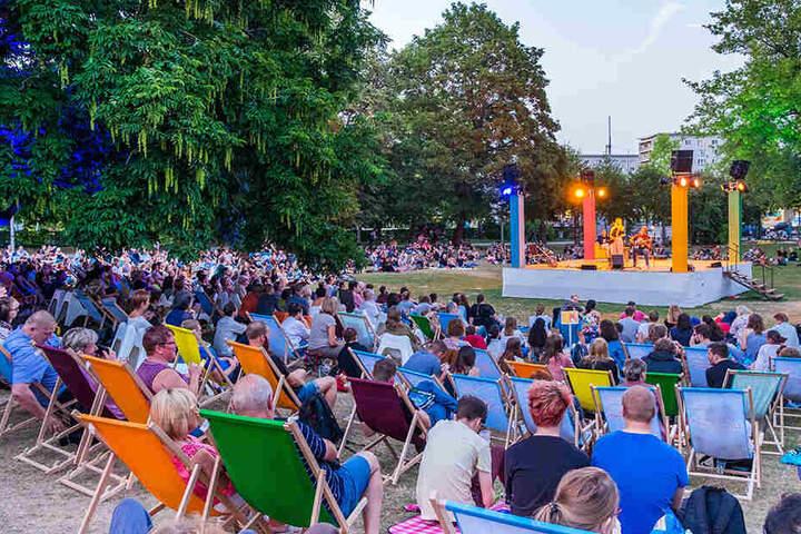 18.000 Besucher lockte das Kulturfestival 2018 an. Auch dieses Jahr wird mit vielen Besuchern gerechnet.