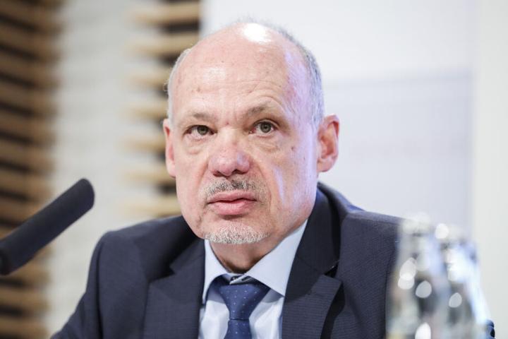 Sein Haus hat jetzt eine Sonderermittlungsgruppe Linksextremismus: LKA-Chef Petric Kleine.