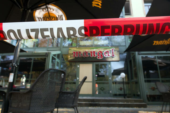 """Die Ermittlungen wegen des Verdachts der schweren Brandstiftung an dem türkischen Restaurants """"Mangal"""" am 18.10.2018 laufen weiterhin."""