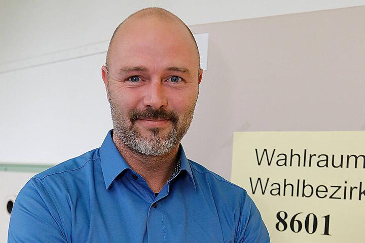 Nico Köhler (42) will neuer OB werden.