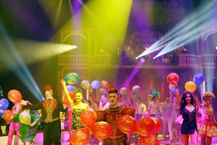 Der Circus Roncalli macht seit vielen Jahren Station in Köln.