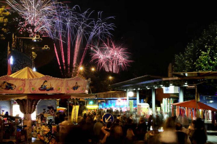 Beim Zwiebelmarkt ist Bünde jedes Jahr gut besucht.