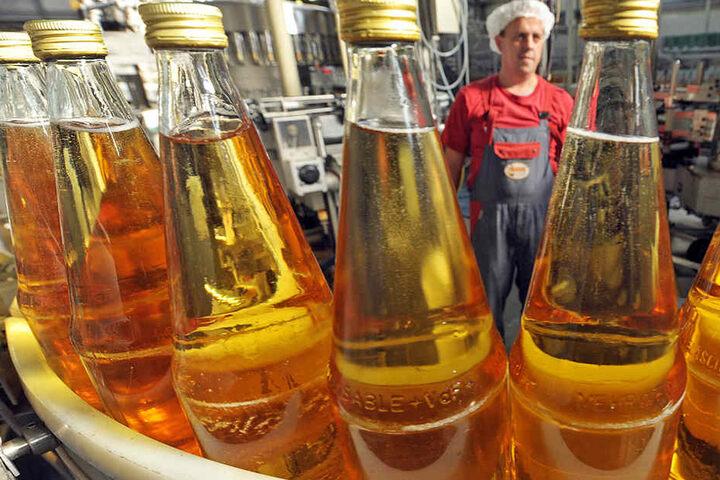 Deutschland ist Weltmeister im Pro-Kopf-Verbrauch der Apfelgetränke.