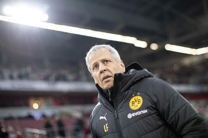 BVB-Trainer Lucien Favre darf sich dennoch auf zahlreiche Anhänger in der Red Bull Arena freuen.