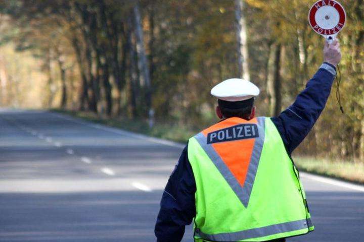 Die Polizei zog den 22-Jährigen aus dem Verkehr.