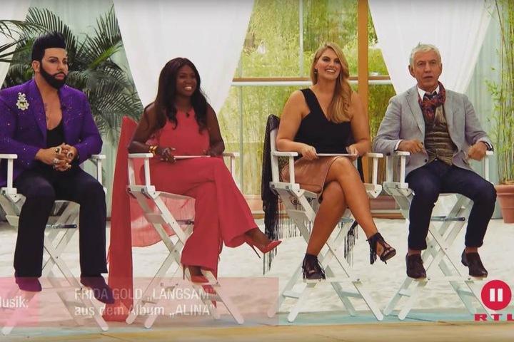 RTL II macht Heidi Klums Magermodels Konkurrenz und sucht ab Mittwoch (20.15 Uhr) mollige Models.