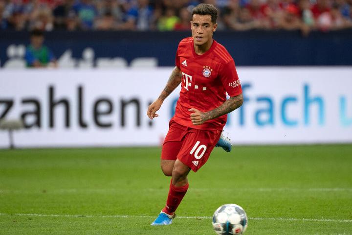 Will Teil von etwas Historischem sein: Philippe Coutinho hofft auf ein erneutes Triple für den FC Bayern München.