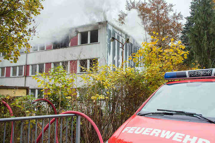 Nach dem Brand mussten die Bewohner in anderen Einrichtungen untergebracht werden.